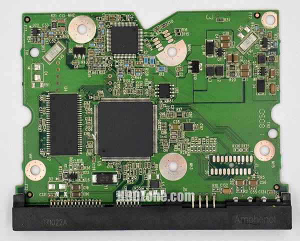 2060-701453-000 REV A carte PCB disque dur western digital