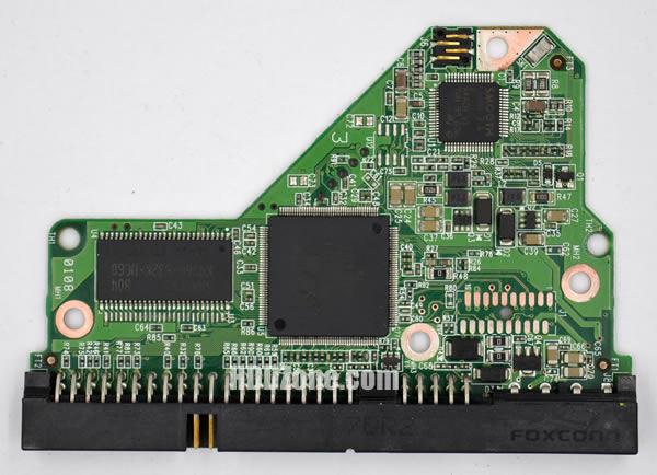 WD3200AVJB WD PCB 2060-701494-001 REV A