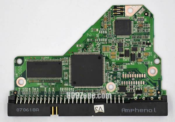 WD2500AVJB WD PCB 2060-701494-002