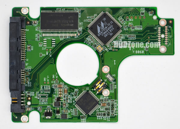 2060-701499-000 REV A carte PCB disque dur western digital