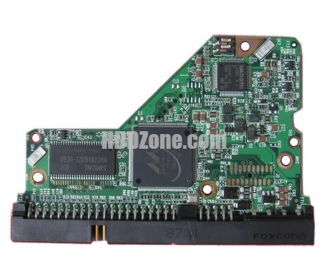 WD4000AAKB WD PCB 2060-701508-001 REV P1