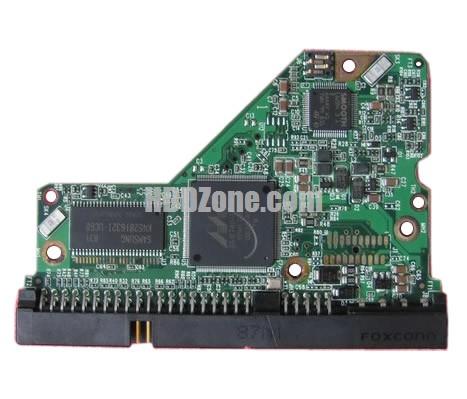 WD5000AAJB WD PCB 2060-701508-001 REV P1