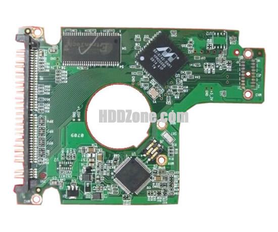 2060-701510-000 Festplatten Elektronik Controller Platine WD PCB