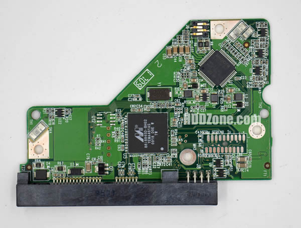 2060-701537-004 REV A carte PCB disque dur western digital