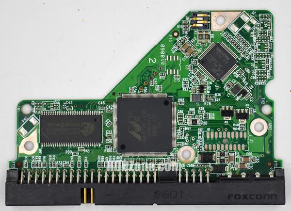 WD1600AVJB WD PCB 2060-701563-000