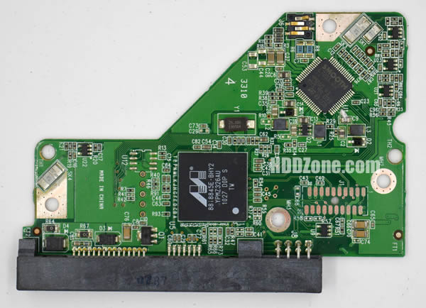 2060-701567-000 REV A / P1 carte PCB disque dur western digital