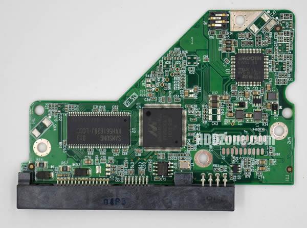 2060-701640-007 웨스턴 디지털 하드디스크 기판 WD PCB