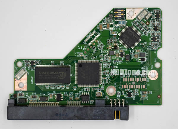 2060-771668-000 REV P1 carte PCB disque dur western digital