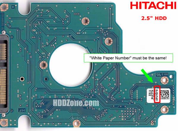 Hitachi PCB