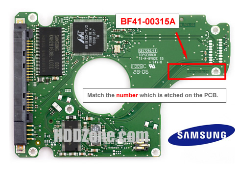how to fix a hard drive pcb board hddzone com samsung hard drive pcb swap guide samsung laptop hdd